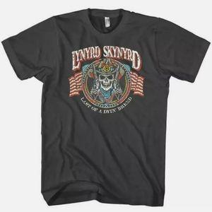 Lynyrd Skynyrd Last of A Dyin' Breed Skull Shirt